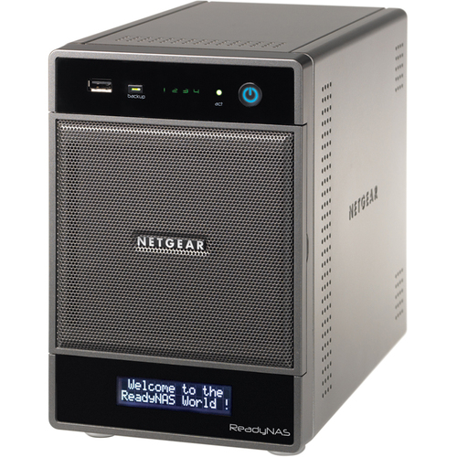 Netgear ReadyNAS RNDU4000 Network Storage Server