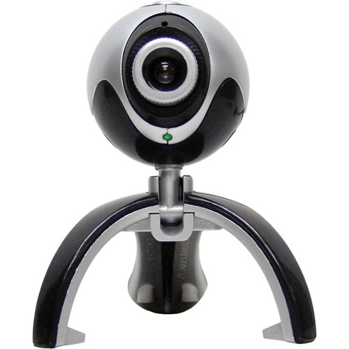 Gear Head WC735I Webcam - Black Silver