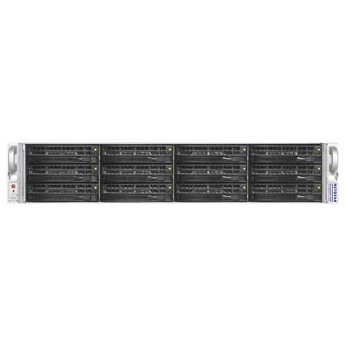 Netgear ReadyNAS 4200 RN12S1220 24TB (12 Bay x 2TB) RackMount Network Storage Server