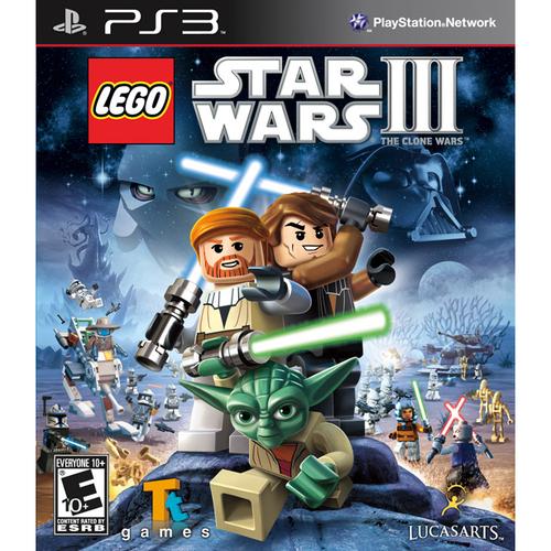 LucasArts LEGO Star Wars III: The Clone Wars - PS3