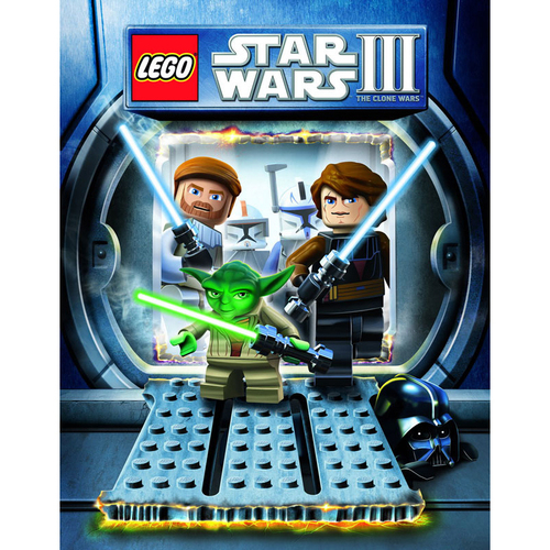 LucasArts Lego Star Wars III The Clone Wars