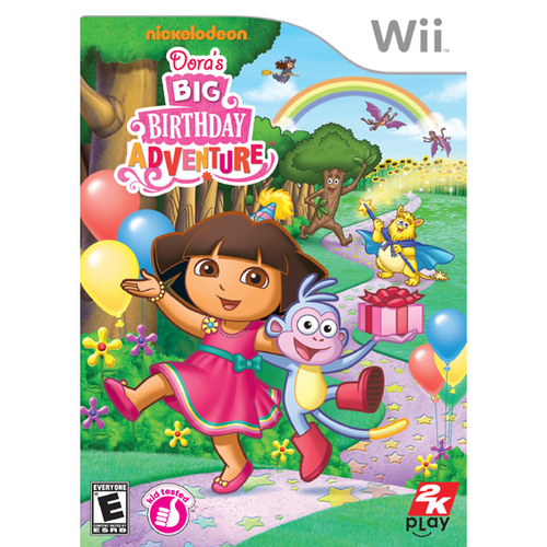 Take2 Games Dora's Big Birthday Adventure