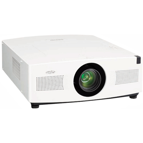 Sanyo PLC-WTC500AL 5000 Lumens 1280 x 800 WXGA 3000:1 LCD Projector