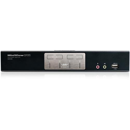 IOgear GCS1204TAA KVM Switch
