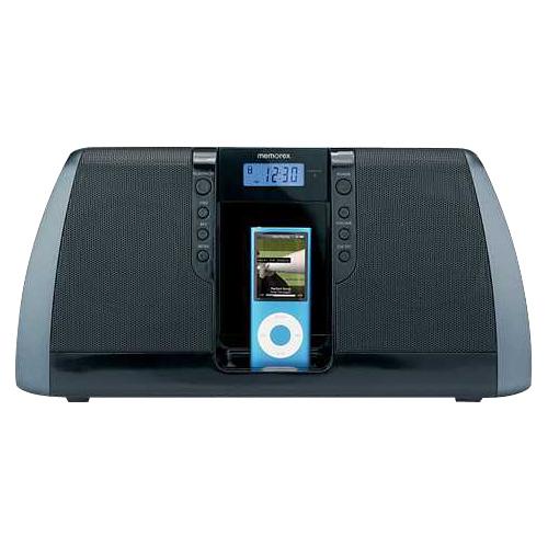 Memorex Mi3020-BLK 2.0 Speaker System - Black