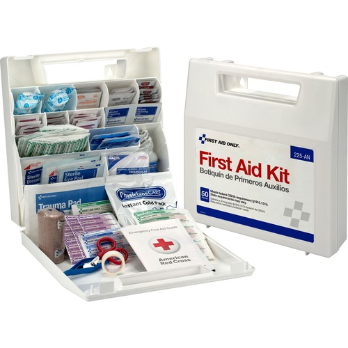 First Aid Only 50-person Worksite First Aid Kit | by Plexsupply