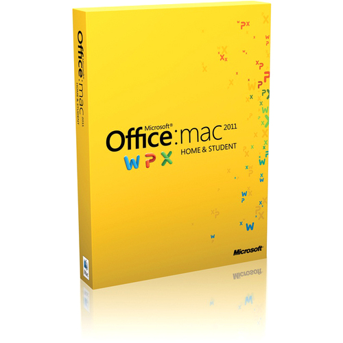 Microsoft Office 2011 Home & Student Edition