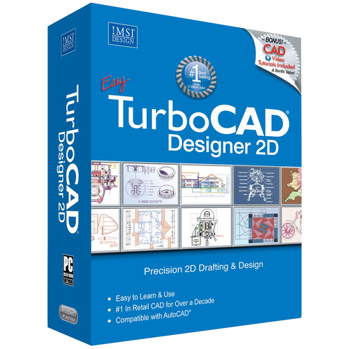 IMSI TurboCAD Designer v.17.0