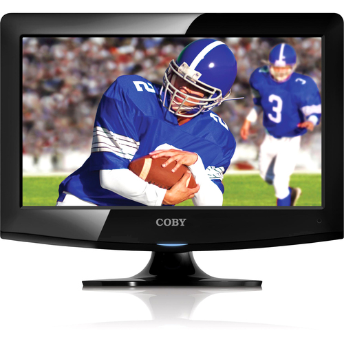 "Coby LEDTV1526 15.6"" 720p 1366 x 768 1000:1 Widescreen LED TV"