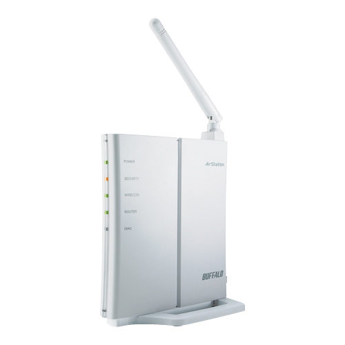 Buffalo AirStation WCR-GN Wireless Router - 150 Mbps