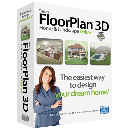 IMSI TurboFloorPlan 3D Home & Landscape v.15.0 Deluxe
