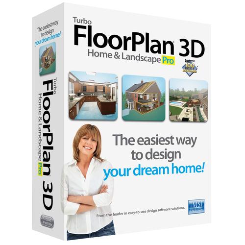 IMSI TurboFloorPlan 3D Home & Landscape v.15.0 Pro