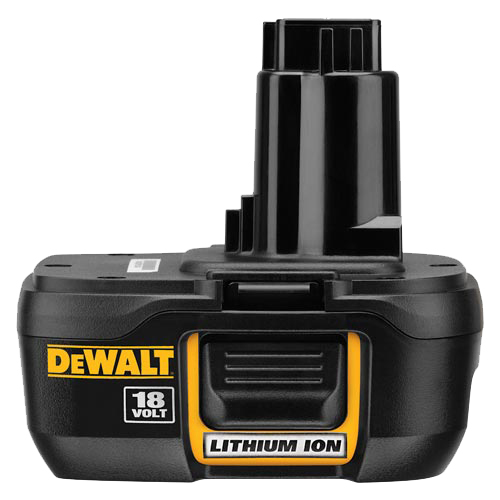 Dewalt 18-Volt Compact Lithium-Ion Battery Pack