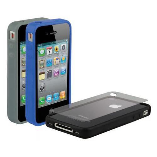 Scosche bandIT g4 IP4E3D Smartphone Skin