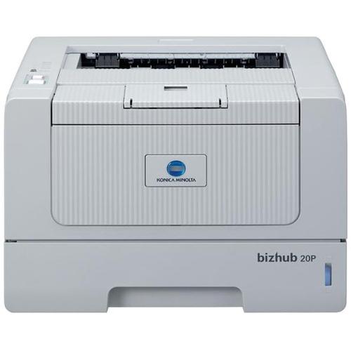 Konica Minolta bizhub 20P 32 ppm 2400 x 600 dpi Duplex Network Monochrome Laser Printer