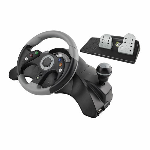 Mad Catz MC2 MCB247200/02/1 Gaming Steering Wheel