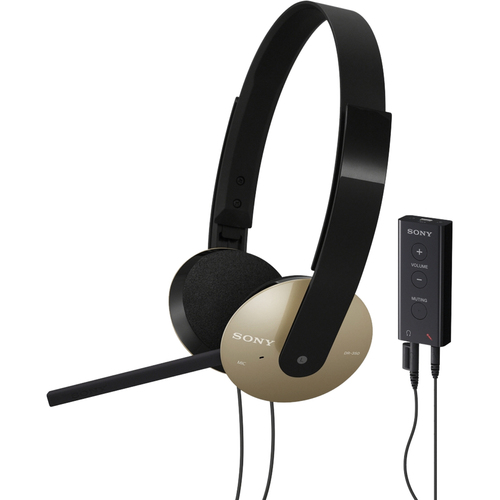 Sony DR350USB Headset - Stereo - Mini-phone
