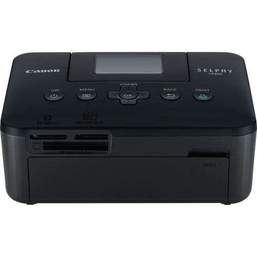 Canon SELPHY CP800 Dye Sublimation Printer