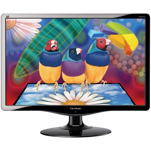 "Viewsonic VA2231w-LED 21.5"" 1920 x 1080 1000:1 Widescreen LED Monitor"