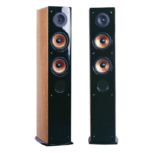 Pure Acoustics SuperNova 140 W RMSSpeaker - 2-way - Gloss Black