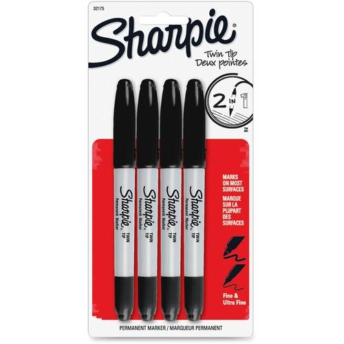 Sanford Sharpie Twin Tip Markers | by Plexsupply