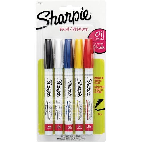 Sanford Sharpie Oil Based Paint Markers