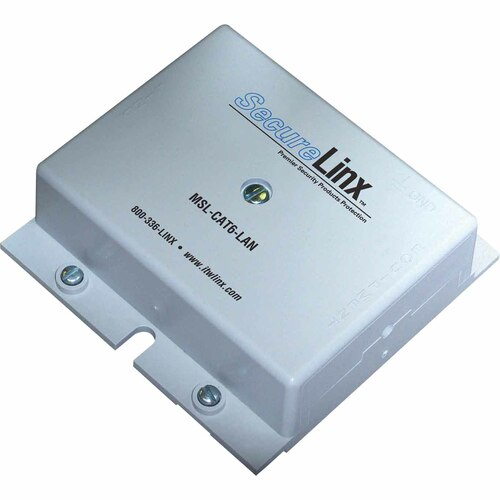 ITW Linx MSL-CAT6-LAN SecureLINX - Protects 6 Pair Cat6 Rated Cable, 16V (12)