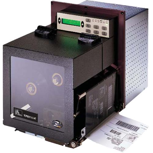 Zebra 170PAX4 Direct Thermal/Thermal Transfer Printer - Monochrome - Label Print