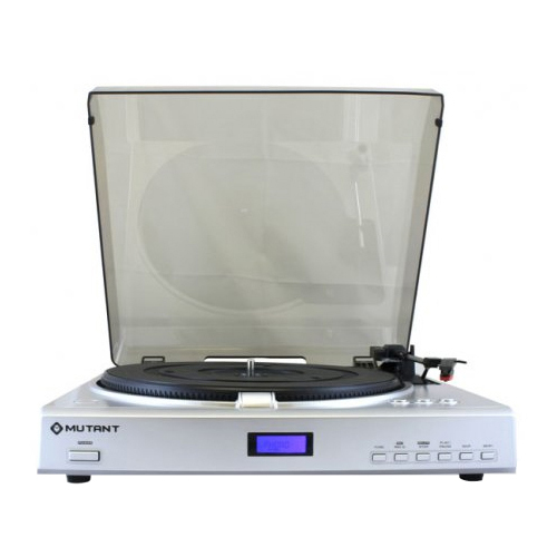 STI Certified Products MIG-MT201 Record Turntable