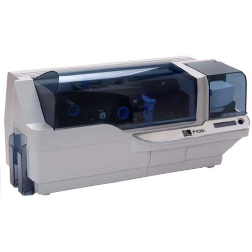 Zebra P430i Dye Sublimation/Thermal Transfer Printer - Color - Desktop - Card Print
