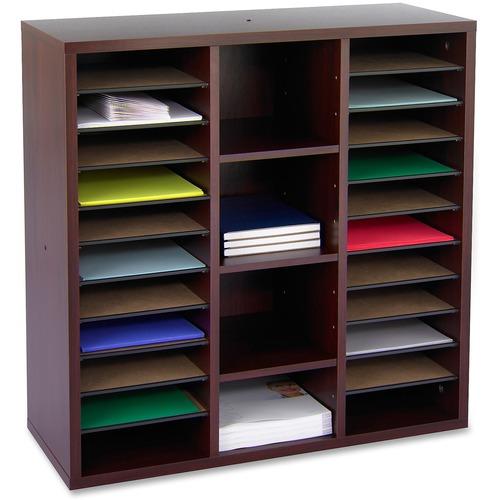Safco Apr? Modular Storage Literature Organizer
