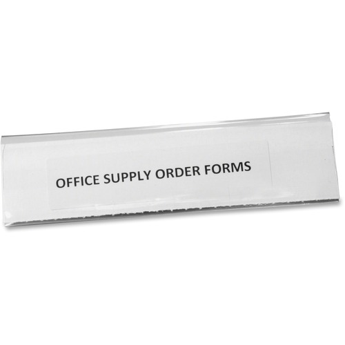 """Panco Magnetic Tube 1-1/2"""" Label Holders 