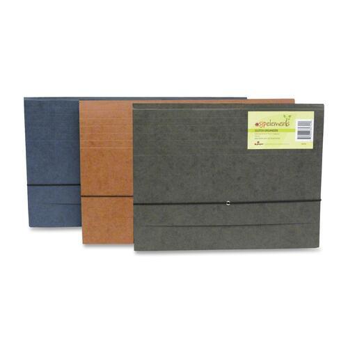 SJ Paper Elements Clutch Organizer
