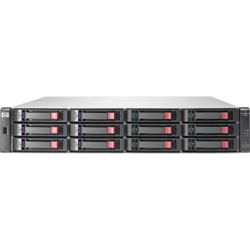 HP StorageWorks P2000 SAN Hard Drive Array