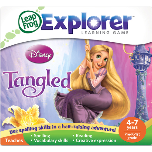 Leapfrog Enterprises Disney Tangled Game