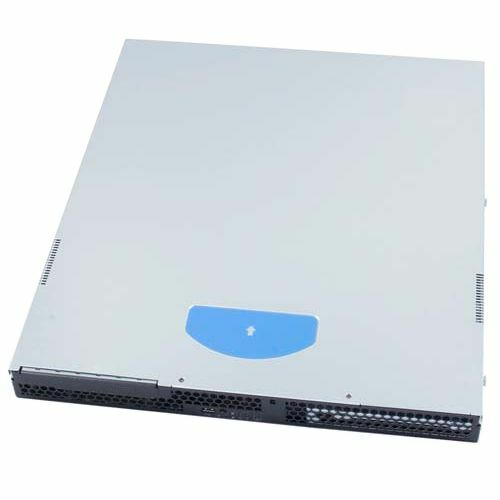 Intel SR1695GPRX2ACNA Barebone System - 1U Rack-mountable - Intel 3420 Chipset - Socket H LGA-1156 - 1 x Processor Support
