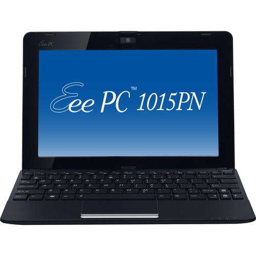 "Asus Eee PC 1015PN-PU17-BK 10.1"" LED Netbook - Atom N550 1.50 GHz - Black"