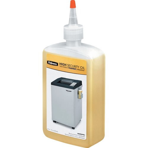 Fellowes High-Security Shredder Lubricant | by Plexsupply