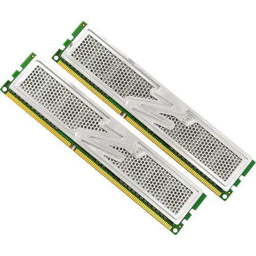 OCZ Technology OCZ3P1600ELV4GK RAM Module - 4 GB (2 x 2 GB) - DDR3 SDRAM