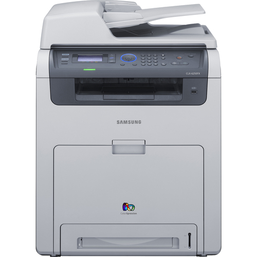 Samsung CLX-6250FX Laser Multifunction Printer - Color - Plain Paper Print - Desktop