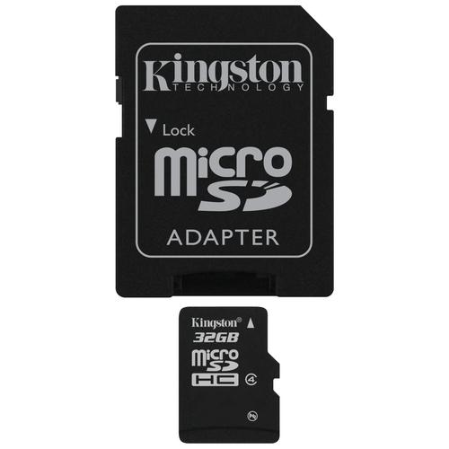 Kingston SDC4/32GB 32 GB microSD High Capacity (microSDHC)