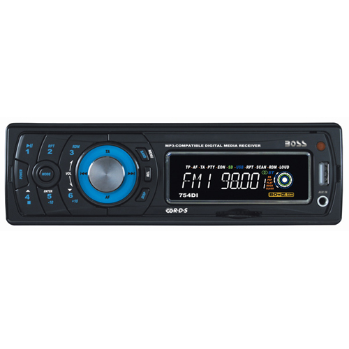 Boss Audio 754DI Car Flash Audio Player - 320 W