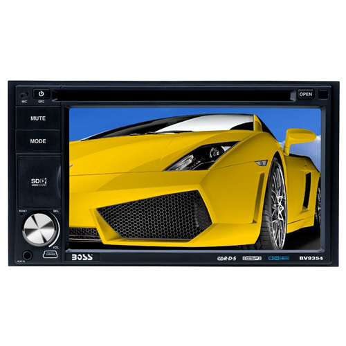 Boss Audio BV9354 Car DVD Player
