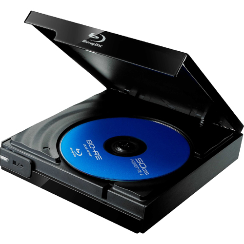 Plextor PX-B120U Blu-ray Reader - External