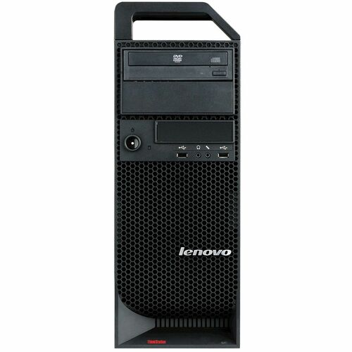 Lenovo ThinkStation S20 4157K9U Tower Workstation - 1 x Processors Supported - 1 x Intel Xeon W3680 Hexa-core (6 Core) 3.33 GHz