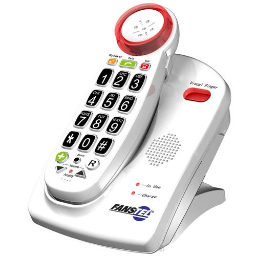 Fanstel EzPro C5626 Standard Phone - White