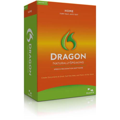 Nuance Communications, Inc. Dragon NaturallySpeaking v.11.0 With Dragon LifeStyle Speech Pack - Complete Product - 1 User