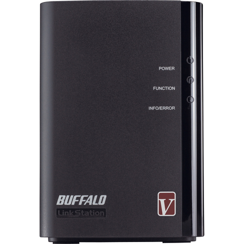 Buffalo LinkStation Pro Duo LS-WV2.0TL/R1 Network Storage Server