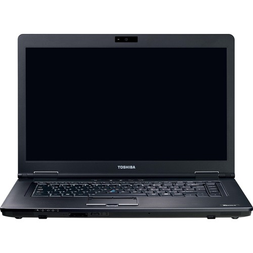 "Toshiba Tecra PTSE0U-0FM05M 15.6"" Notebook - Core i3 i3-370M 2.40 GHz - Charcoal Black"