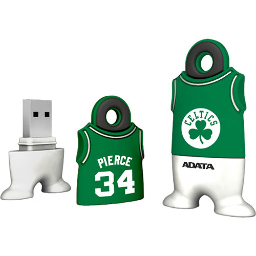ADATA NBA Boston Celtics - Paul Pierce 4 GB Flash Drive